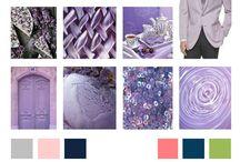 Главный цвет 2018 года по версии Pantone /  7 декабря Panton представил Цвет года 2018 – им стал Ultra Violet. Это неземной, космический фиолетовый, который символизирует оригинальность, новаторство и визионерское мышление, ведущее нас в будущее.   На тексильной выставке в Милане «Milano Unica» в зоне, где представлены тренды будущей осени и зимы 2018/19, можно было увидеть немало фиолетового цвета (особенно много ультрафиолетового наблюдалось в подборке тканей в тенденциях стиля 80-х годов).