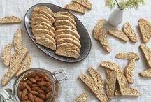 Cookies og småkager / Her samles alle opskrifter, som er at finde på bloggen grønkærlighed.dk