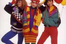 1980s Fashion / Collection of 1980s fashion ... What were they thinking?! :)