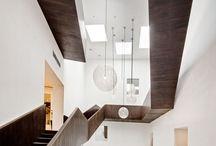 Spaces - architectural details