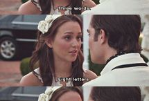 Gossip Girl❤️ / You know you love me, XOXO Gossip Girl