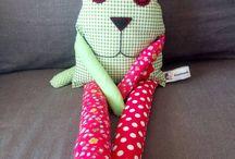 Handmade Fabric Toys & Cloth Dolls / Online Order : www.etsy.com/shop/AtelierbyMsAries Instagram: @atelier_by_ms_aries Facebook Page: Atelier by Ms.Aries