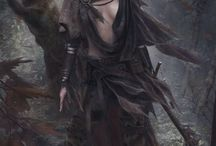 Fantasy charcters - Female