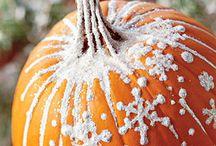 Pumpkins / by Kristin Richardson