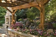 Pergola ideas for downstairs