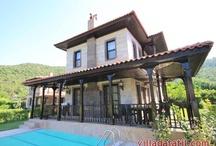 Marmaris Villalarımız / Ege Bölgesi'nin Akdeniz'e uzandığı rüya şehir Marmaris'te bulunan villalarımız.