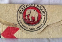 Eco-Friendly Products / #Fair-Trade Cambodia. #Eco-Friendly Lady Purse, ethically handmade by disabled home based workers in the community. www.craftworkscambodia.com