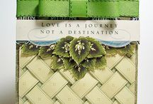Cards & Tags  / Designs for card and tags / by Dona Deam