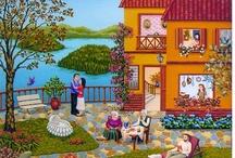 naive art by laura vidra / www.lauravidra.com.ar