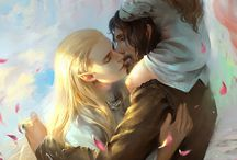 Unconditionally / Aragorn/Legolas and Glorfindel/Erestor ❤️