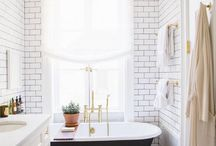 Bathroom Decor / Decorating ideas for the bathroom.