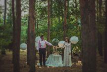 Rustic Fantastic / My rustic wedding in Poland :)