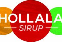 Hollala / Die HOLLALA Demeter-Sirupe vereinen biologisch-dynamischen Anbau mit einem außerordentlichen Geschmackserlebnis.