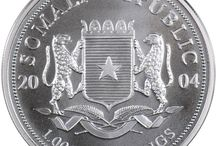 Somalian Coins