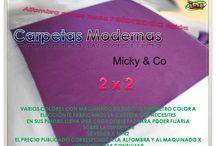 Micky & Co / las mejores alfombras