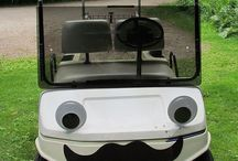My Own Golf Cart / by Jeny Tripp-Dickerson