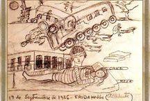 Frida Kahlo / Frida Kahlo's life