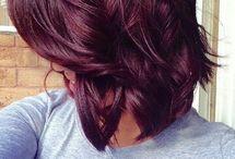 Colori capelli prugna