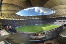 Footballgrounds / by ruhrpoet