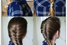 hair !!♡ / These are awesome haircuts to make ...and you can try them too ♡