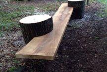 Só coisas de madeira!