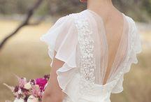 Detalhes do Vestido de Noiva / Separei alguns detalhes que podem fazer toda a diferença em um vestido de noiva. Espero que gostem =D Observação: Todas as imagens foram compartilhas no próprio Pinterest.