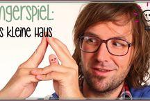német mondóka, dal