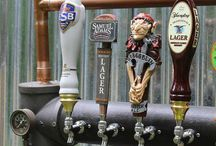 beer tap tower