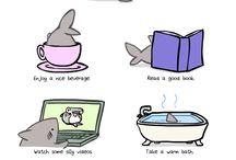 Sharks & Puns