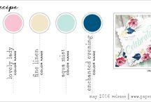 Likable colour combos