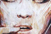 Maleri inspirasjon