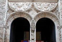 Portale und Türen