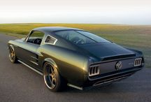 'Stang stuff / All things mustang, new and old / by Joel Ireland