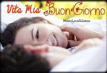 Buongiorno/Good Morning / Buongiorno/Good Morning