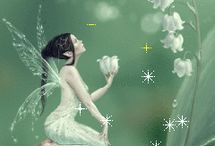fairies and beautiful creatures