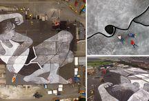 Ella+Pitr: World's Largest Mural