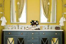 Bathroom Ideas / by Mary Ann Kalis