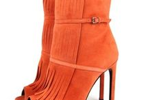 """Not Just Shoes""""Orange"""""""