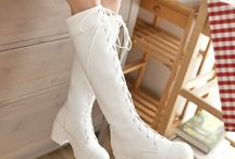 """boots / Use coupon code """"cutekawaii """" for 10% off at https://www.sanrense.com/"""