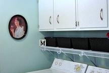 Laundry room remodel / by Paula Birchler