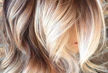 Ashley's hair styles