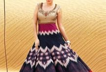 Ethnic Gown / Women Ethnic Wear City - Explore Ethinic wear for Women's Online with Best Offer at Trendybharat.com