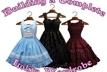 Lolita Tips / Handy information concerning Lolita fashion.