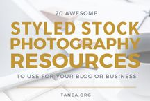 - stock photography resources // portable income toolkit - / Stock and styled photographer resources for #portableincome entrepreneurs.