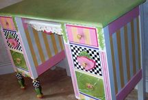 Kids furniture / by Sharon Kuplack