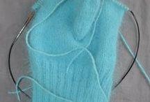 tricot gants moufles mitaines