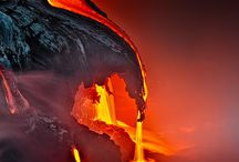 volcanoes / Volcanoes raw and stunning in their power and ferocity.