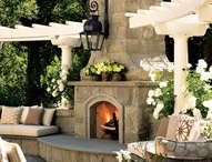 OUTDOOR SPACES / Colorful, welcoming and fabulous outdoor decor ideas / by Andrea