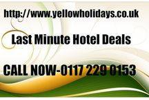 Last Minute Hotel Dealsuk