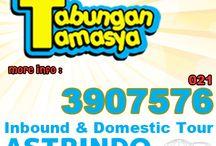 TABUNGAN TAMASYA / Bali 4H, berangkat 11 - 14 Okt '15, info lebih Lanjut 0213907576 or email inbound@astrindotour.co.id